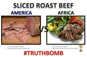 africa beef america beef grass fed grain fed