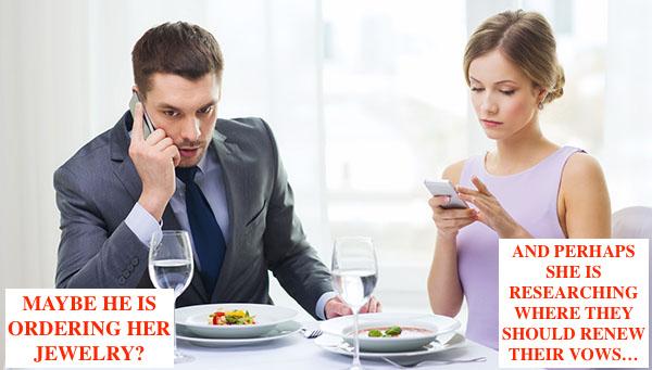 Technology Romance