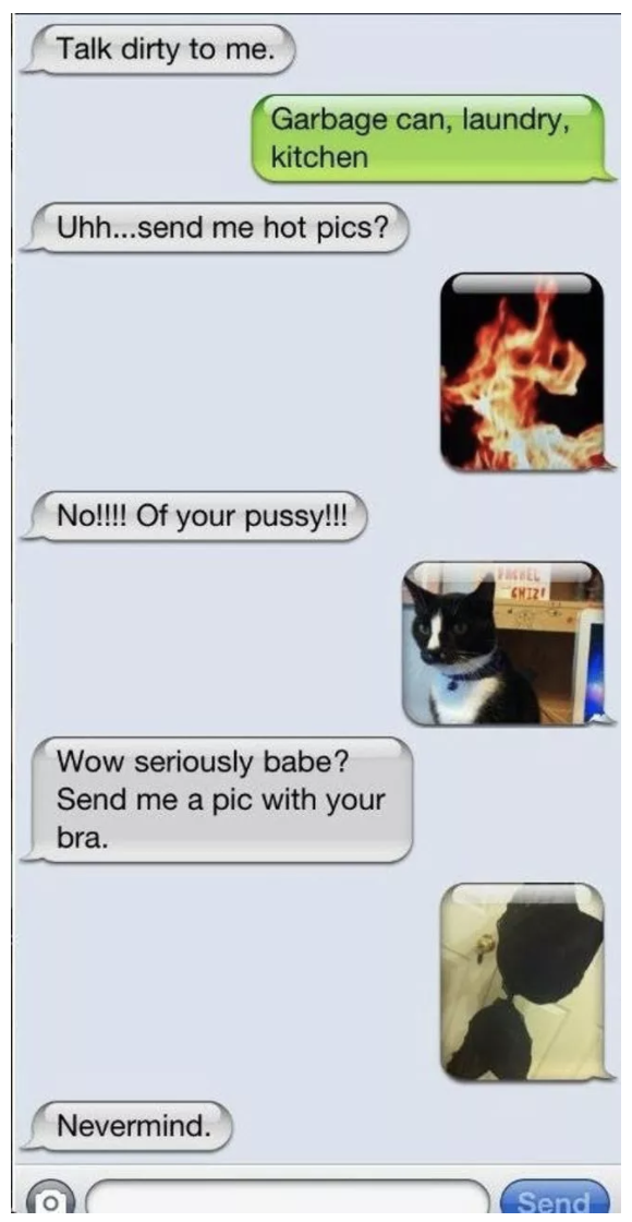 sexting fail